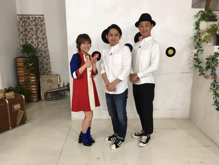 IMARUさんとC&K