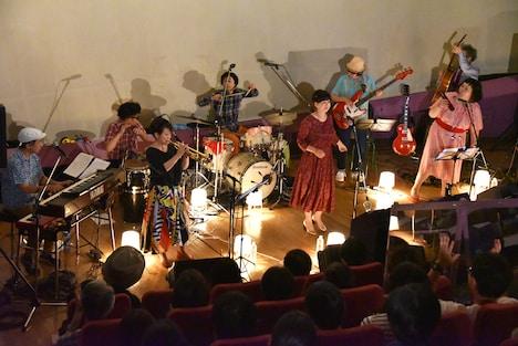 「櫛引彩香『Essential』完全再現ライブ」の様子。