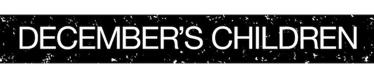 「DECEMBER'S CHILDREN」ロゴ