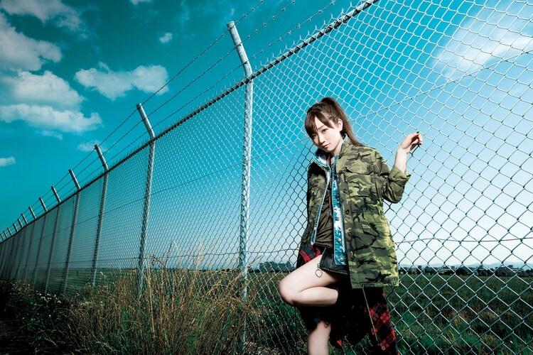 音楽ナタリー            田所あずさの新アルバムにUNISON田淵、9mm滝、ペンギン堀江ら参加