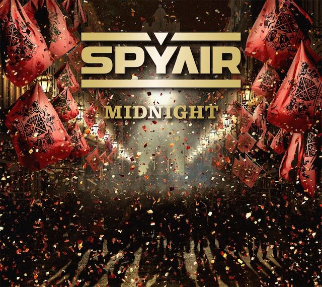 SPYAIR「MIDNIGHT」ジャケット