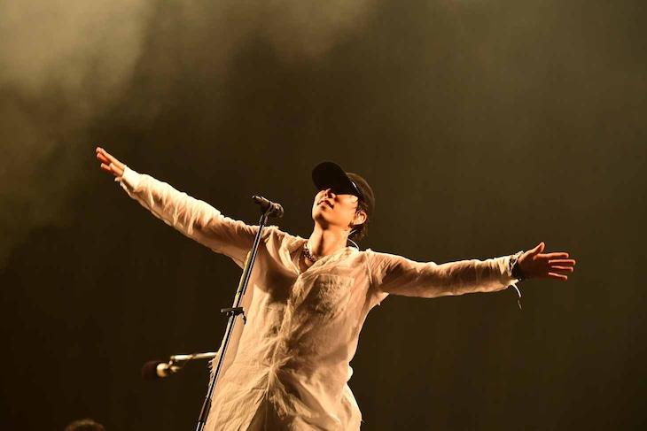 野田洋次郎(Vo, G / RADWIMPS)