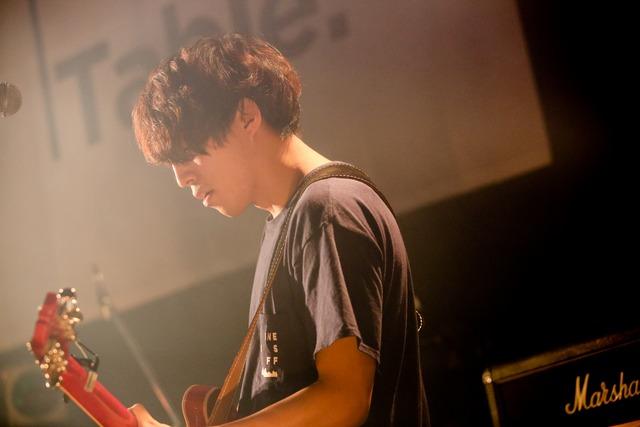 上坂仁志(G, Cho / KOTORI)(Photo by Viola Kam [V'z Twinkle])