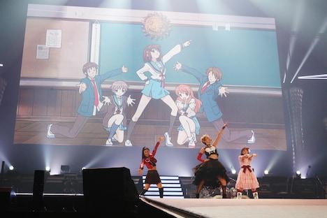 SOS団 (c)Animelo Summer Live 2017/MAGES.