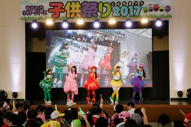 「子供祭り2017」の様子。(Photo by Aya Horiguchi)