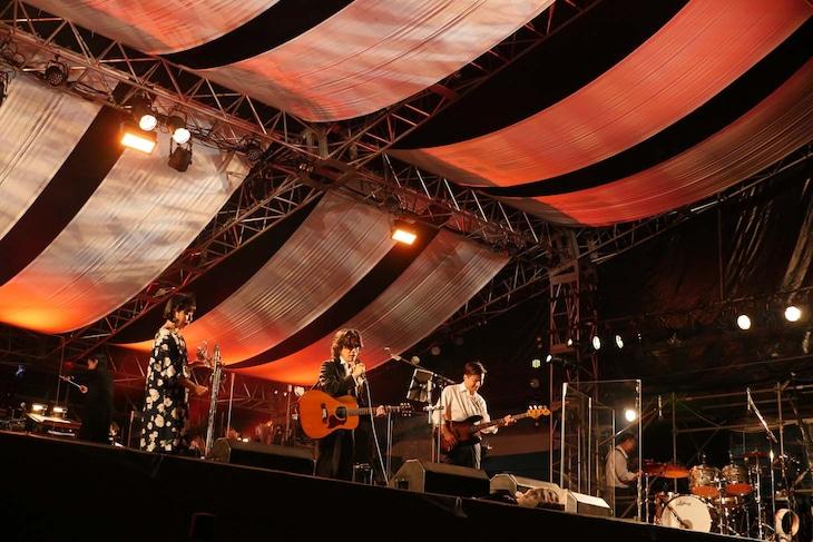 「京都音楽博覧会2017 IN 梅小路公園」の様子。(撮影:井上嘉和)