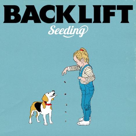 BACK LIFT「Seeding」ジャケット