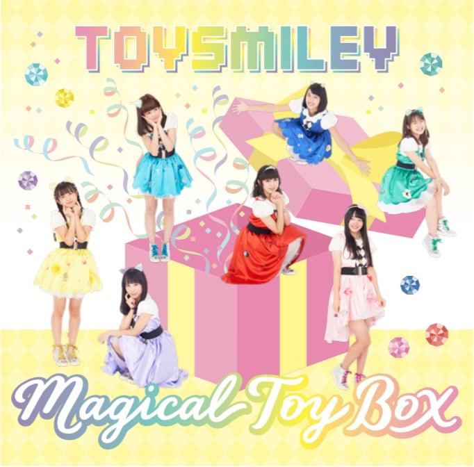 TOY SMILEY「Magical Toy Box」Type Bジャケット