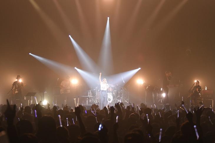 「家入レオ 5th Anniversary FanClub Event 2017」の様子。