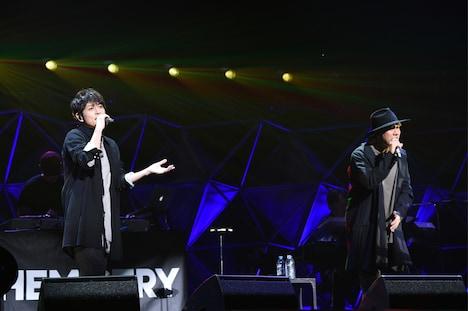 CHEMISTRY (c)テレビ朝日 ドリームフェスティバル 2017 / 写真:岸田哲平
