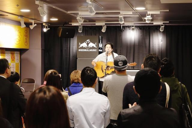 Michael Kaneko(Yasuharu Sasaki/Red Bull Music Festival)