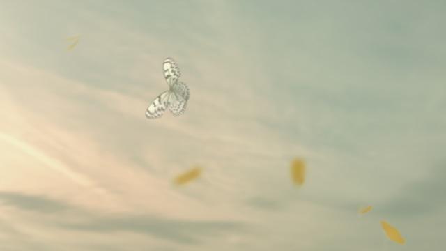 欅坂46が出演するテレビCM「メイクがおちにくいマスク 巨大マスク篇」より。(c)Seed&Flower LLC