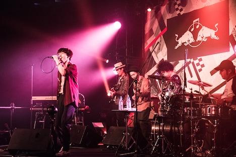 Nulbarich (c)Keisuke Kato / Red Bull Content Pool