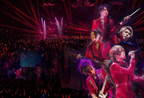 """A9「13TH ANNIVERSARY LIVE """"ALICE IN WONDEЯ LAND""""」DVDジャケット"""