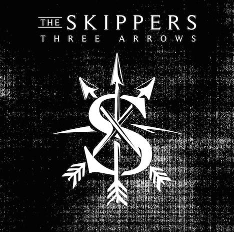 THE SKIPPERS「THREE ARROWS」ジャケット