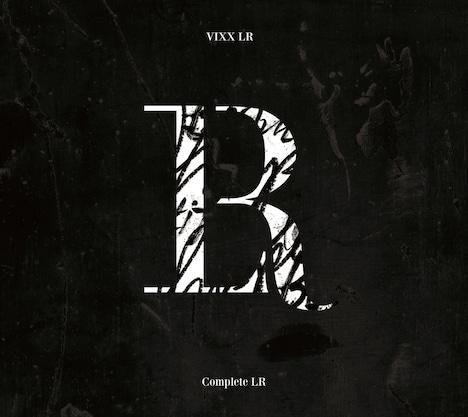 VIXX LR「Complete LR」ジャケット