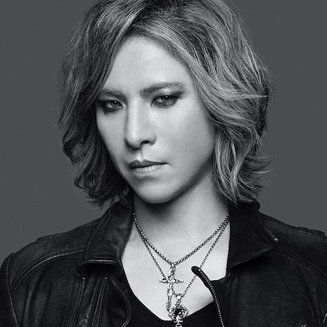 YOSHIKI(Dr, Piano / X JAPAN)