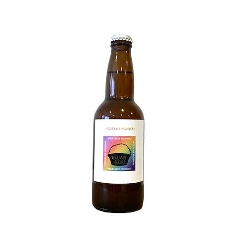 V.A.「Vegetable Highway」クラフトビール瓶