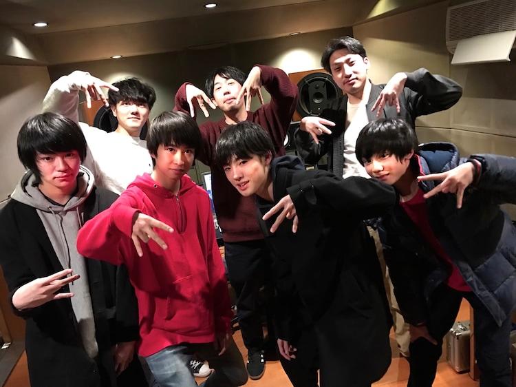 MAGiC BOYZとEnjoy Music Club。