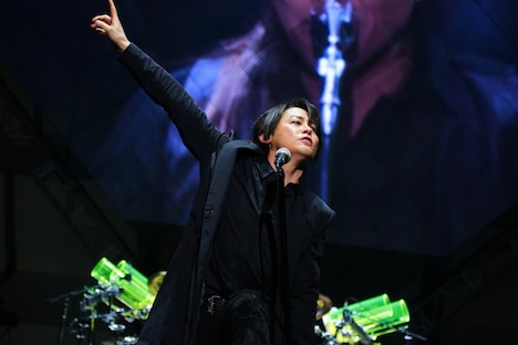 RYUICHI(Vo)(写真提供:LUNA SEA Inc.)