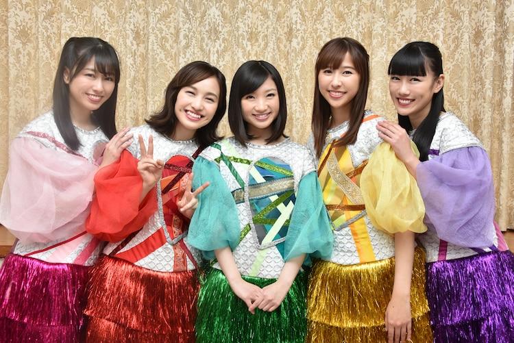 ももクロ、有安杏果の卒業ライブに向けた5人の心境(コメントあり ...