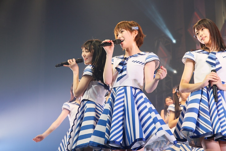 STU48「STU48単独コンサート~ファンになってください~」の様子。(c)STU
