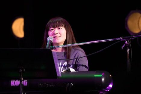 小谷美紗子(撮影:田中聖太郎)