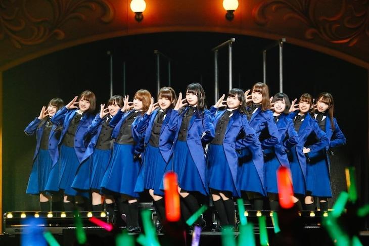 けやき坂46 東京・日本武道館公演の様子。(写真提供:Sony Music Records)