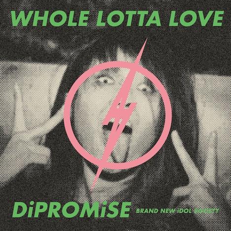 BiS「WHOLE LOTTA LOVE / DiPROMiSE」初回限定盤ジャケット