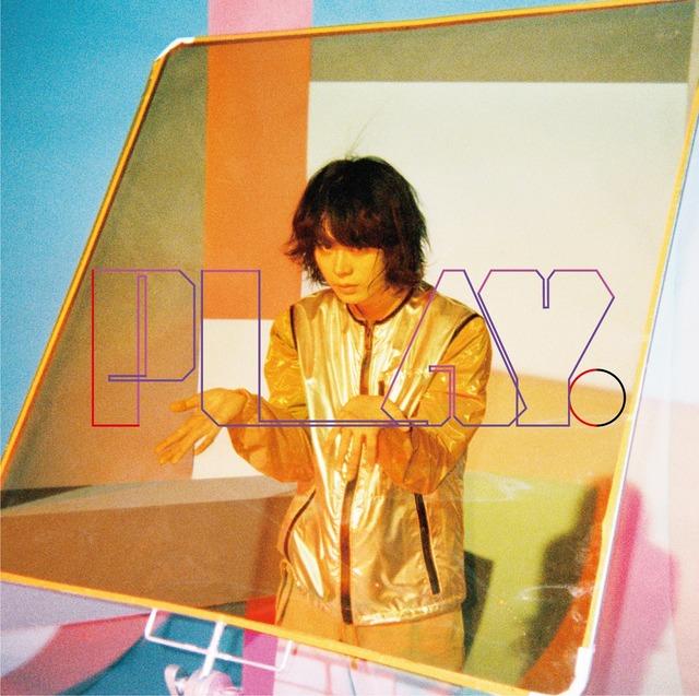 菅田将暉「PLAY」初回限定盤ジャケット