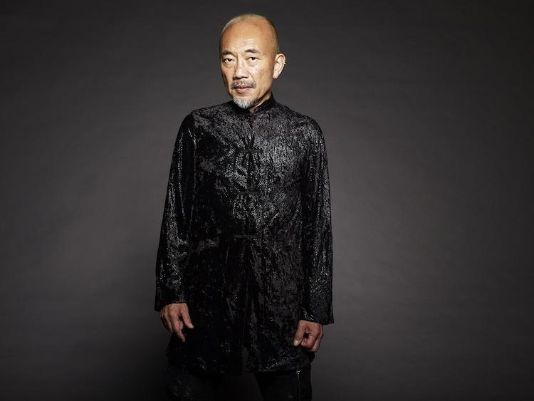 竹中直人(c)LESLIE KEE