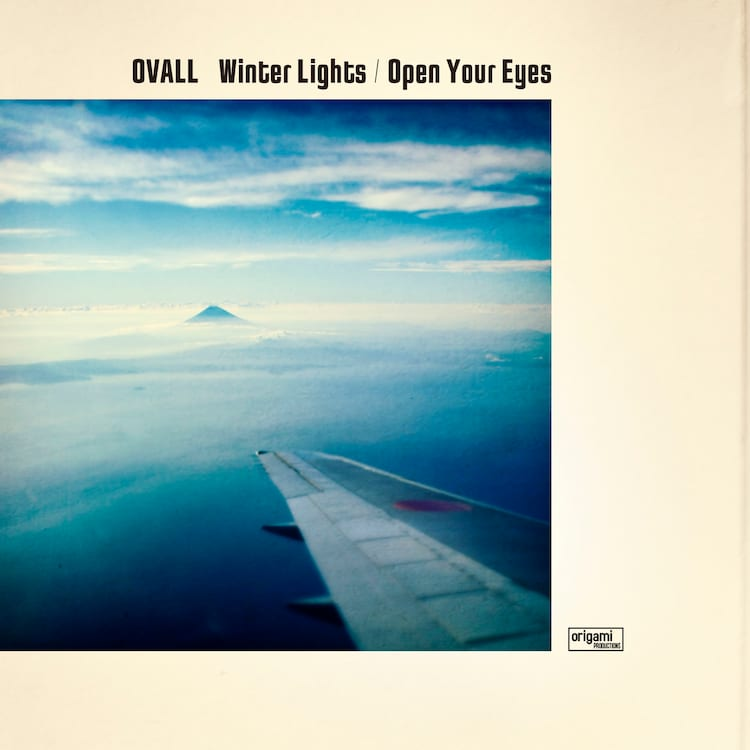 Ovall「Winter Lights / Open Your Eyes」