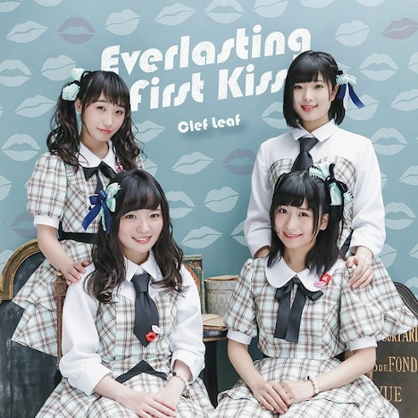 Clef Leaf「Everlasting First Kiss」Type-Aジャケット