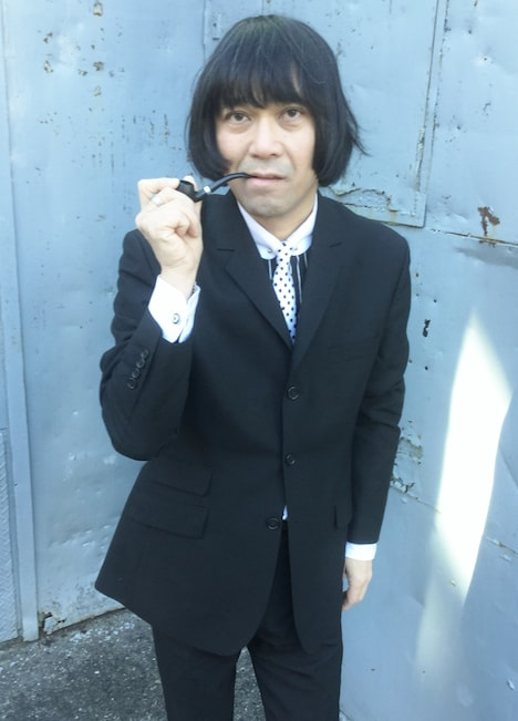加藤ひさし(THE COLLECTORS)