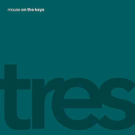 mouse on the keys「tres」ジャケット