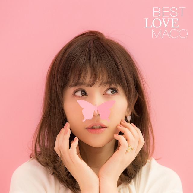 MACO「BEST LOVE MACO」完全数量限定盤ジャケット