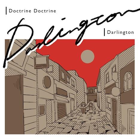 Doctrine Doctrine「Darlington」初回限定盤ジャケット