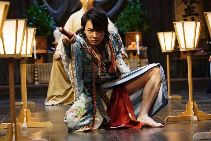 映画「パンク侍、斬られて候」メイン写真 (c)エイベックス通信放送