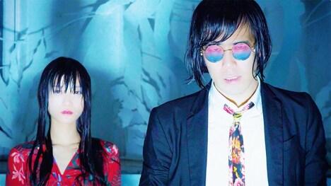 松永天馬「ぼくらの七日間恋愛」ミュージックビデオのワンシーン。