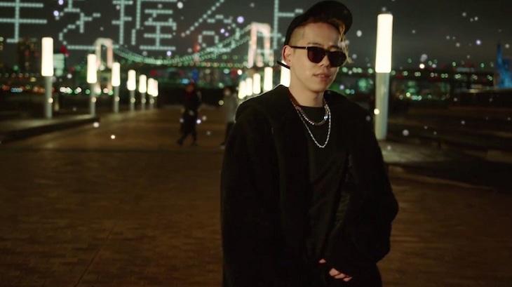 清水翔太「Friday」ミュージックビデオのワンシーン。