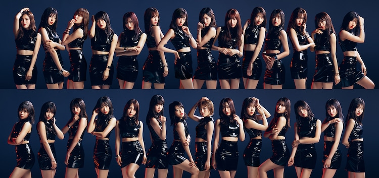 AKB48 (c)You, Be Cool! / KING RECORDS