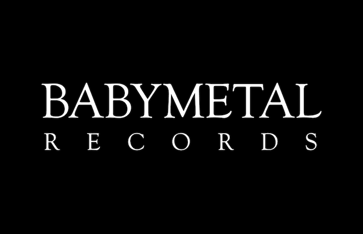 「BABYMETAL RECORDS」ロゴ