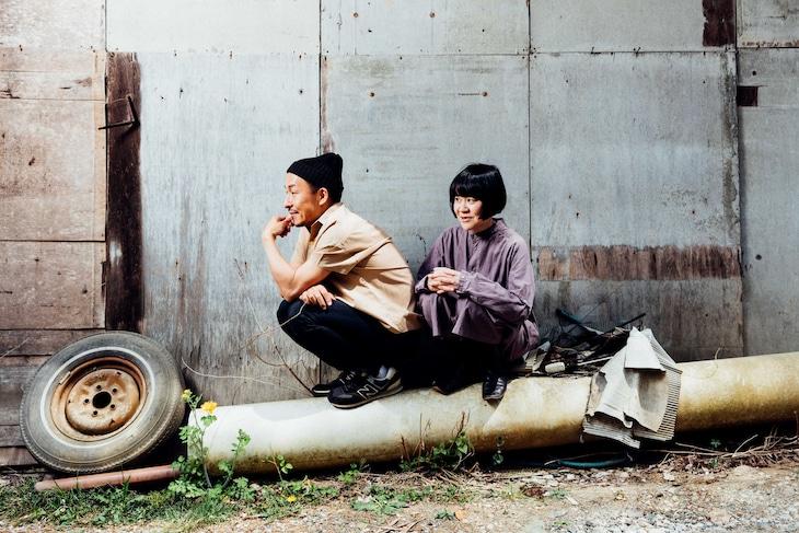 YOSSY LITTLE NOISE WEAVER(Photo by Ryo Mitamura)