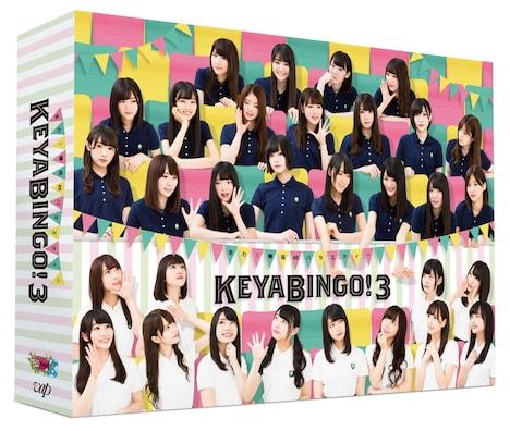 「全力!欅坂46バラエティー KEYABINGO!3」ジャケット