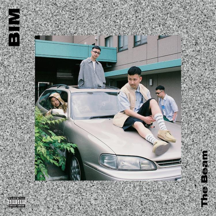 BIM「The Beam」ジャケット