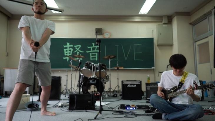MOROHAドキュメンタリー作品「初恋」より。