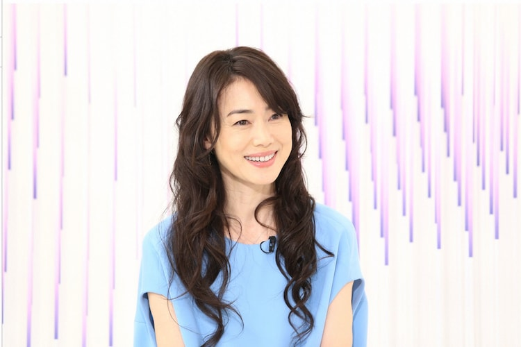 「another sky-アナザースカイ-」での今井美樹。 (c)日本テレビ