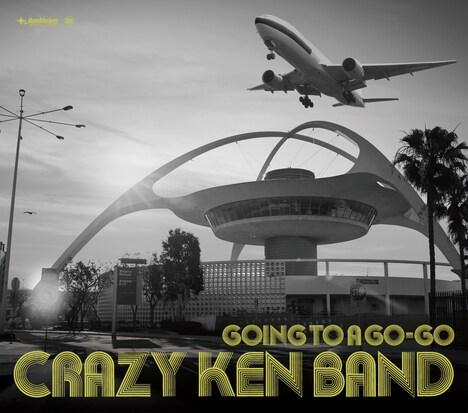 クレイジーケンバンド「GOING TO A GO-GO」初回限定盤ジャケット