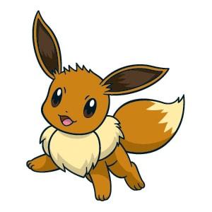 イーブイ (c)2018 Pokémon. (c)1995-2018 Nintendo/Creatures Inc. /GAME FREAK inc.