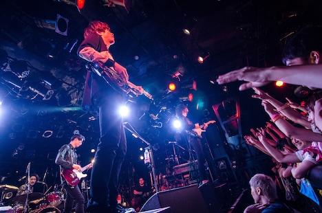 夜の本気ダンス(Photo by yuki kimura)